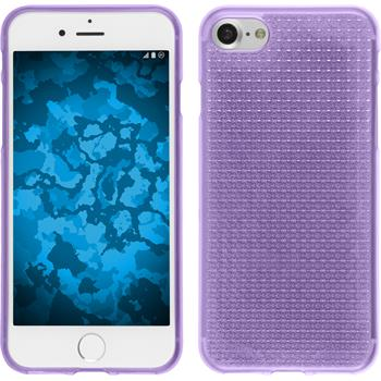 Silicone Case for Apple iPhone 7 Iced purple