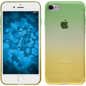 Silicone Case for Apple iPhone 7 Ombrè Design:03