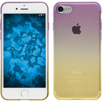 Silicone Case for Apple iPhone 7 Ombrè Design:05