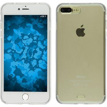 Silicone Case for Apple iPhone 7 Plus 360° Fullbody transparent