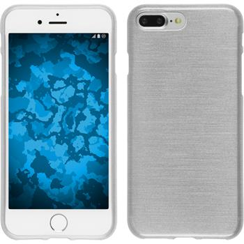 Silicone Case for Apple iPhone 7 Plus brushed white