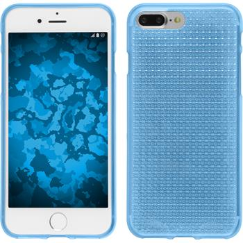Silicone Case for Apple iPhone 7 Plus Iced light blue