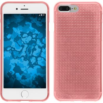 Silicone Case for Apple iPhone 7 Plus Iced pink