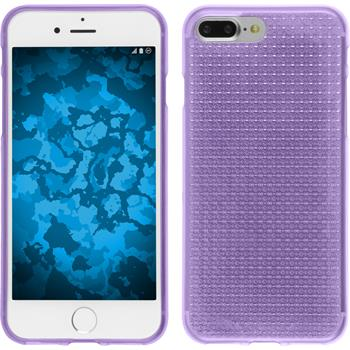 Silicone Case for Apple iPhone 7 Plus Iced purple