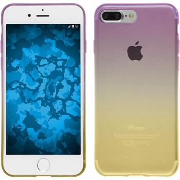 Silicone Case for Apple iPhone 7 Plus Ombrè Design:05