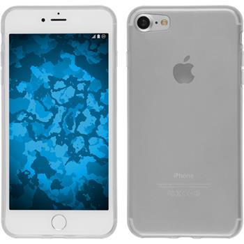 Silicone Case for Apple iPhone 7 transparent white
