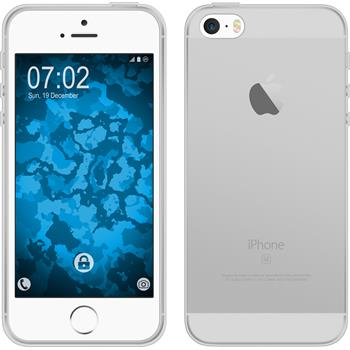 Silicone Case for Apple iPhone SE Slimcase transparent