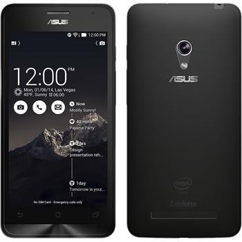 Silicone Case for Asus Zenfone 5 Slimcase transparent