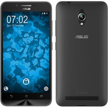 Silicone Case for Asus Zenfone Go (ZC500TG) Slimcase transparent