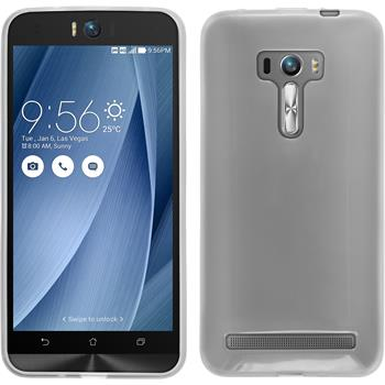 Silicone Case for Asus Zenfone Selfie transparent white