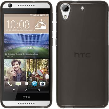 Silicone Case for HTC Desire 626 transparent black