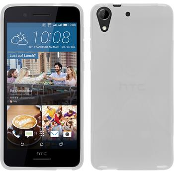 Silicone Case for HTC Desire 728 X-Style transparent