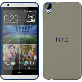 Silicone Case for HTC Desire 820 Slimcase gray