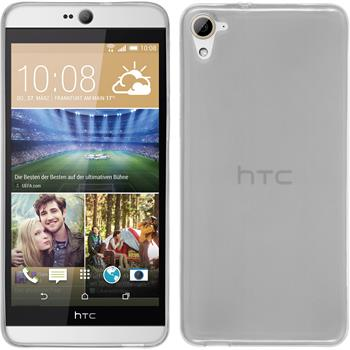 Silicone Case for HTC Desire 826 Slimcase transparent