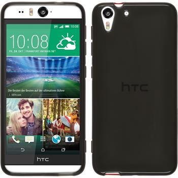 Silicone Case for HTC Desire Eye transparent black