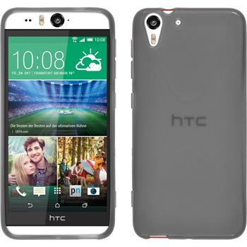 Silicone Case for HTC Desire Eye X-Style gray