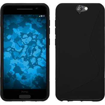 Silicone Case for HTC One A9 S-Style black