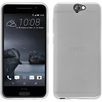 Silicone Case for HTC One A9 transparent white