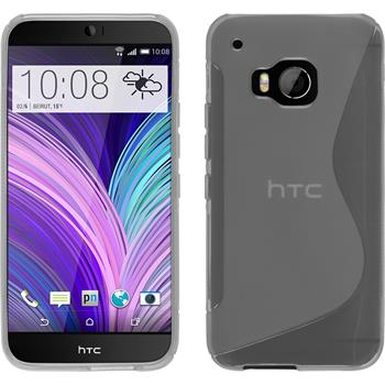 Silicone Case for HTC One M9 S-Style transparent