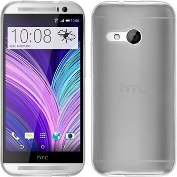 Silicone Case for HTC One Mini 2 Slimcase transparent