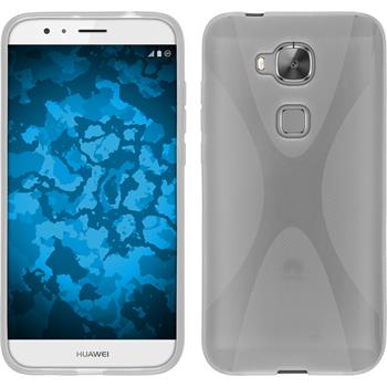 Silicone Case for Huawei G8 X-Style transparent