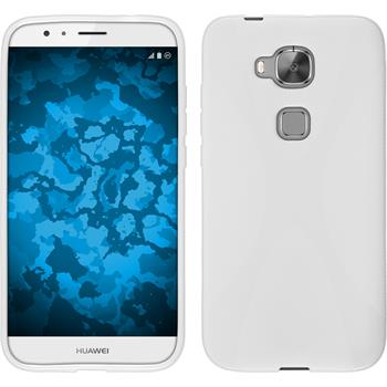 Silicone Case for Huawei G8 X-Style white