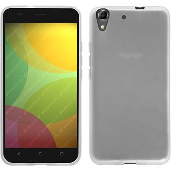 Silicone Case for Huawei Honor 4A transparent white