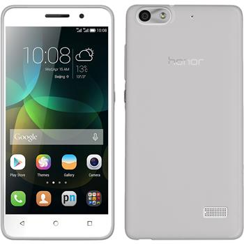 Silicone Case for Huawei Honor 4c Slimcase transparent