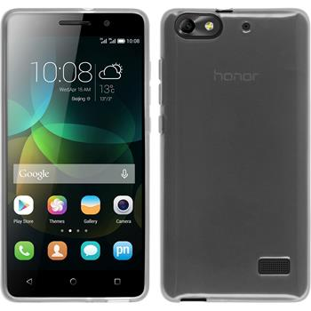 Silicone Case for Huawei Honor 4c transparent white