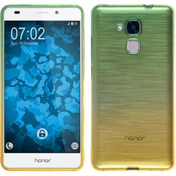 Silicone Case for Huawei Honor 5C Ombrè Design:03