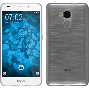 Silicone Case for Huawei Honor 5C transparent white