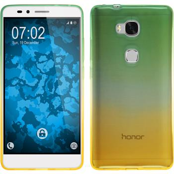 Silicone Case for Huawei Honor 5X Ombrè Design:03