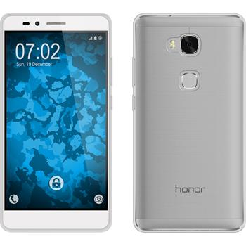 Silicone Case for Huawei Honor 5X Slimcase transparent