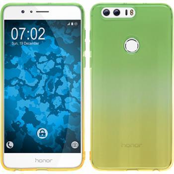 Silicone Case for Huawei Honor 8 Ombrè Design:03