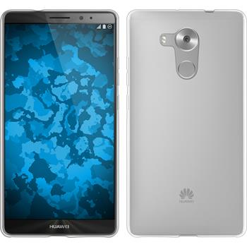 Silicone Case for Huawei Mate 8 transparent Crystal Clear
