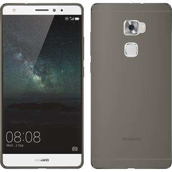 Silicone Case for Huawei Mate S Slimcase gray