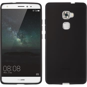 Silicone Case for Huawei Mate S transparent black