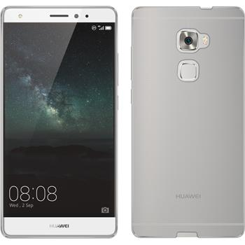 Silicone Case for Huawei Mate S transparent Crystal Clear