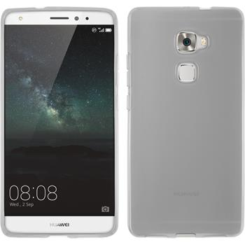 Silicone Case for Huawei Mate S transparent white