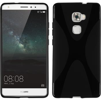 Silicone Case for Huawei Mate S X-Style black