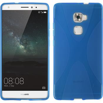 Silicone Case for Huawei Mate S X-Style blue