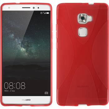 Silicone Case for Huawei Mate S X-Style red