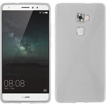 Silicone Case for Huawei Mate S X-Style transparent