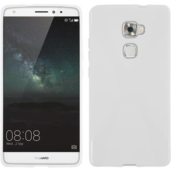 Silicone Case for Huawei Mate S X-Style white