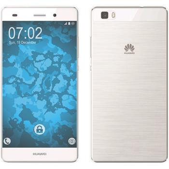 Silicone Case for Huawei P8 Lite 360° Fullbody transparent