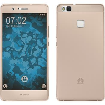Silicone Case for Huawei P9 Lite 360° Fullbody gold