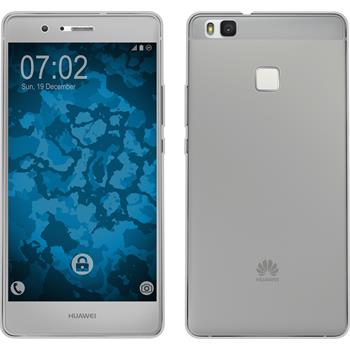 Silicone Case for Huawei P9 Lite 360° Fullbody gray