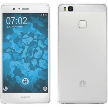 Silicone Case for Huawei P9 Lite 360° Fullbody transparent