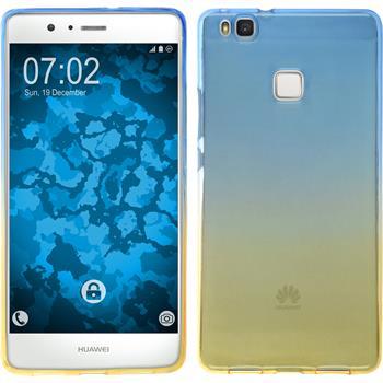 Silicone Case for Huawei P9 Lite Ombrè Design:02