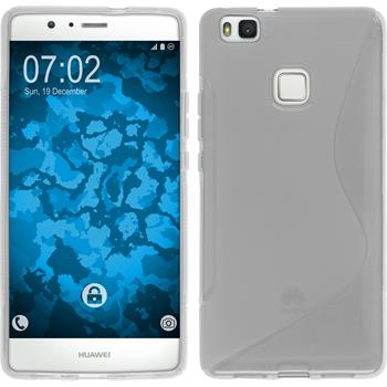 Silicone Case for Huawei P9 Lite S-Style transparent